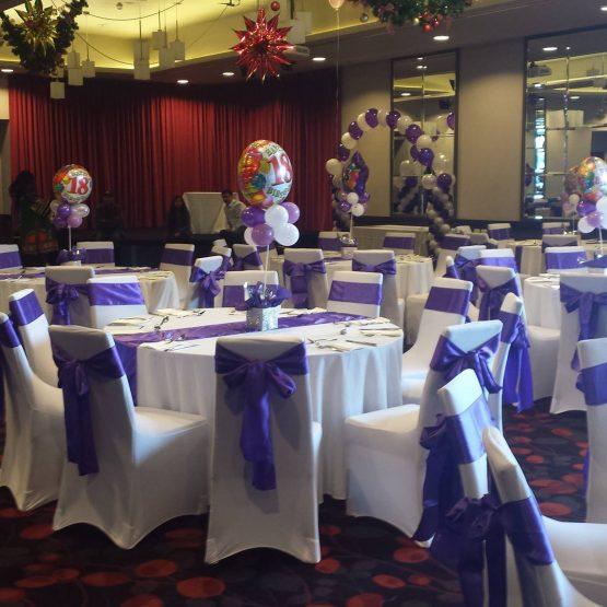 Purple Colour Theme