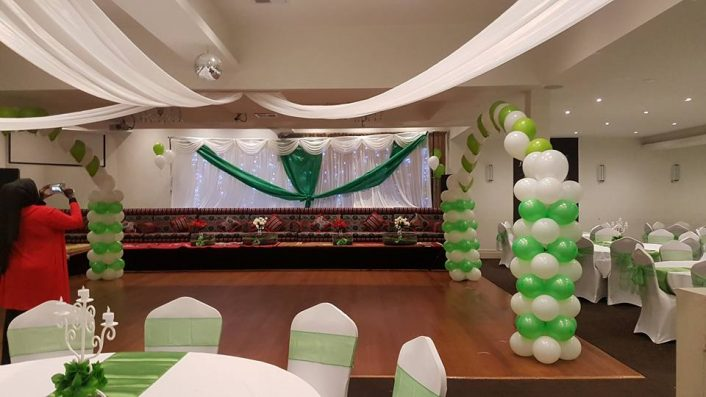Green Colour Theme