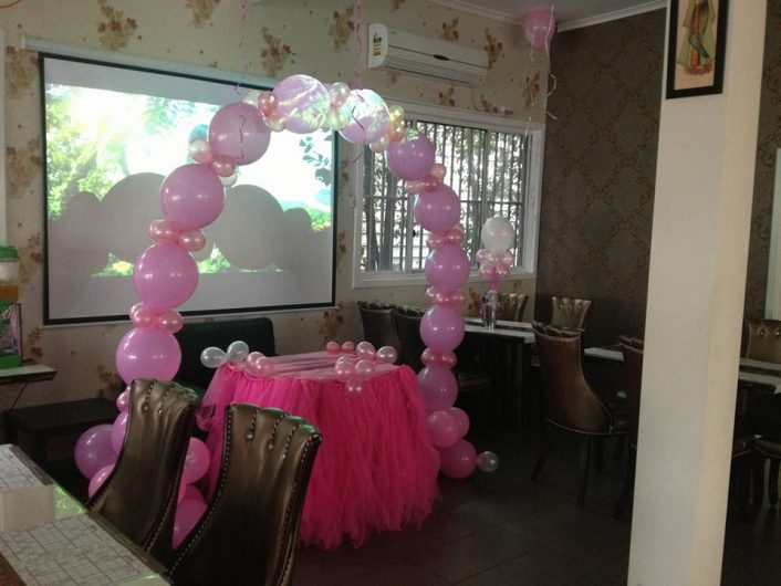 Pink Colour Theme