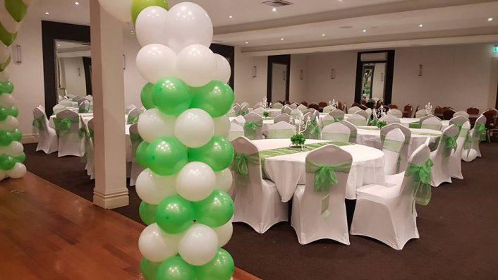 Green Colour Theme