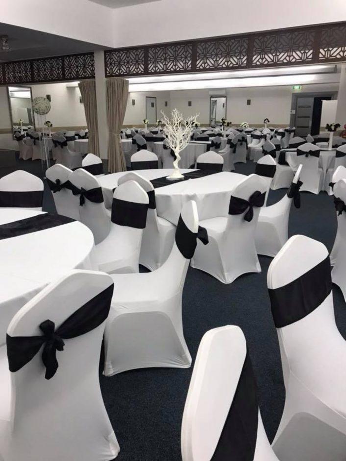 Black and White Colour Theme