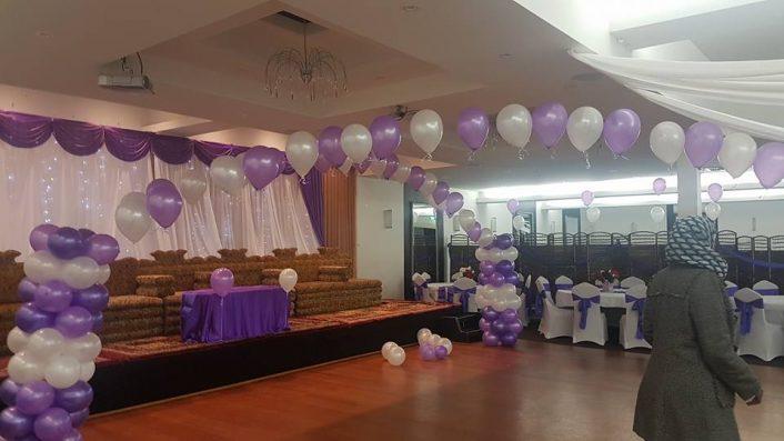 Custom Balloon Formations