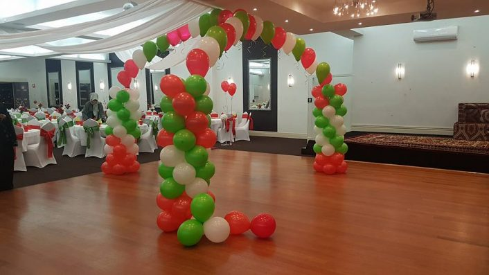 Mega Balloon Arch